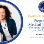 Preparing for Medical Treatment: Ten tips to keep yourself and your family organized