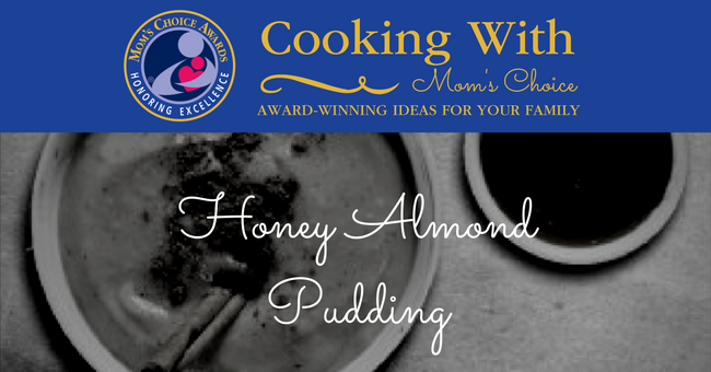 Honey Almond Pudding