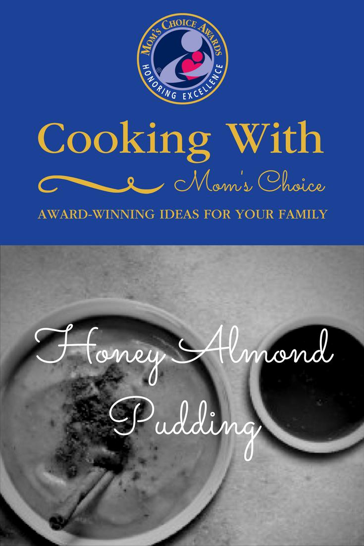 honey almond pudding recipe