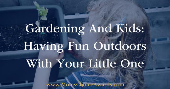 Gardening And Kids