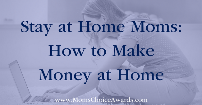Stay at Home Moms_How to Make Money at Home Pinterest