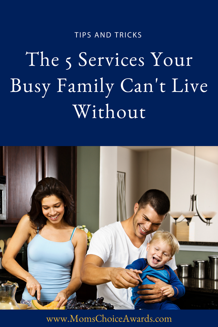 5 services for busy families