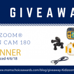 GIVEAWAY: Kidizoom® Action Cam 180