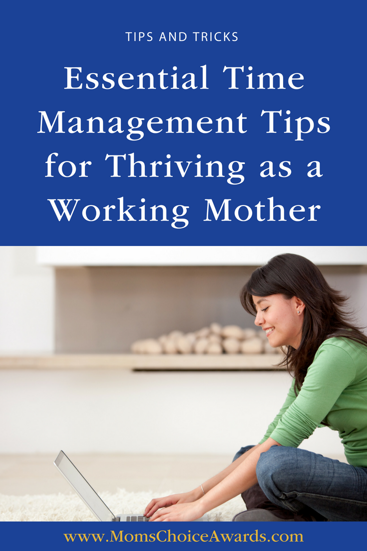 time management working mom