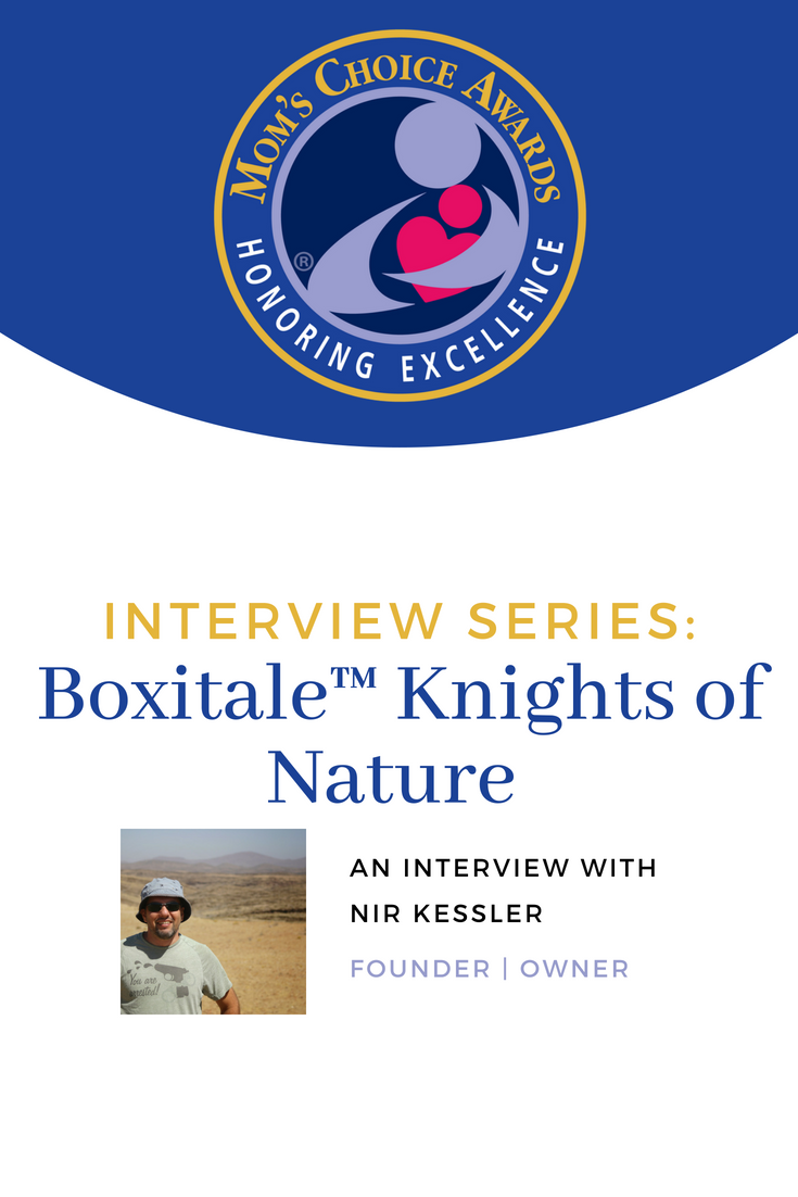Interview Nir Kessler
