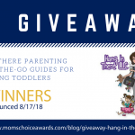 GIVEAWAY: Hang In There Parenting Cards: On-the-Go Guides for Raising Toddlers