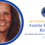 Interview with Leslie Lederhandler, Author of Auntie Ev's Kitty Romp