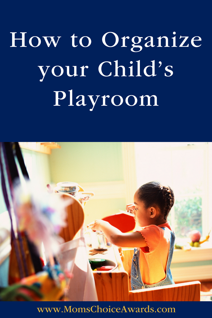 organize playroom