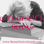 Save Yourself from Stress