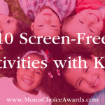 10 Screen-Free Activities with Kids