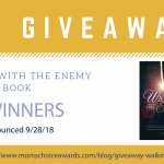 GIVEAWAY: Walking With the Enemy Book