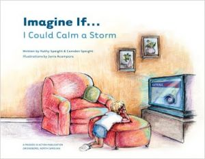 Award-Winning Children's book imagine is i could calm a storm