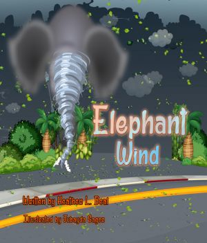 Award-Winning Children's book Elephant Wind