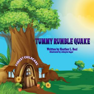 Award-Winning Children's book Tummy Rumble Quake