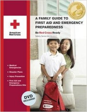 Award-Winning Children's book A family guide to first aid and emergency preparedness