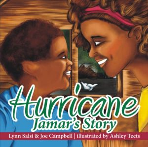 Award-Winning Children's book Hurricane Jamar's Story
