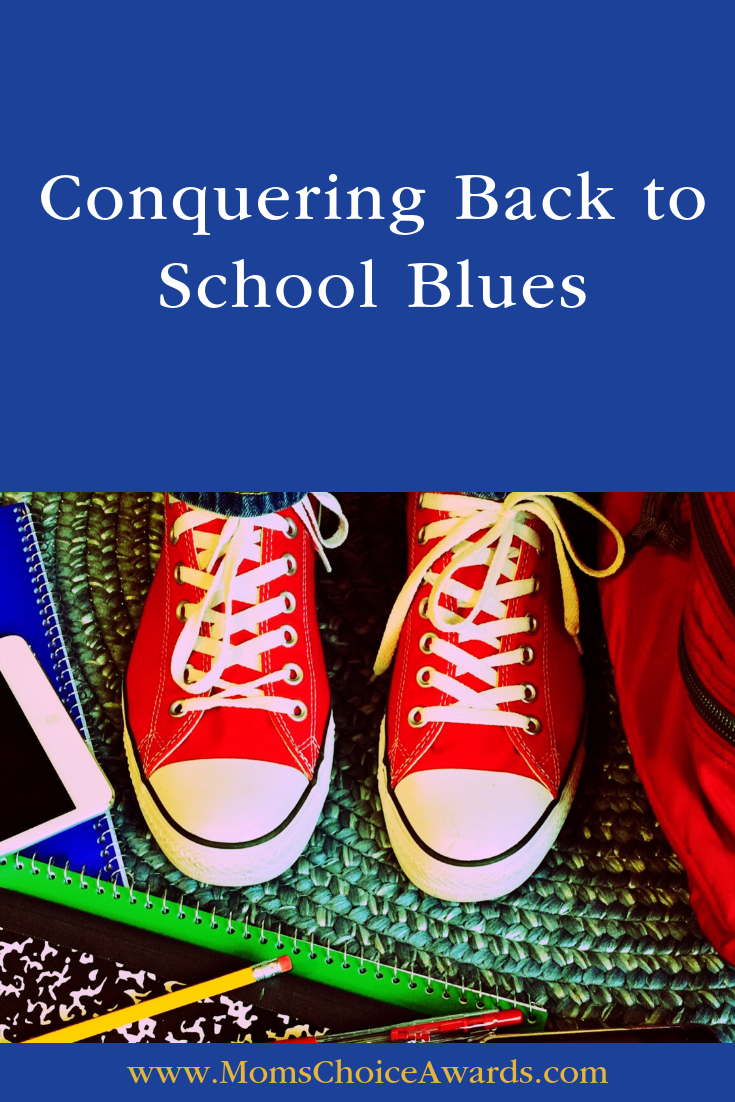 Conquering Back To School Blues Pinterest Mom S Choice