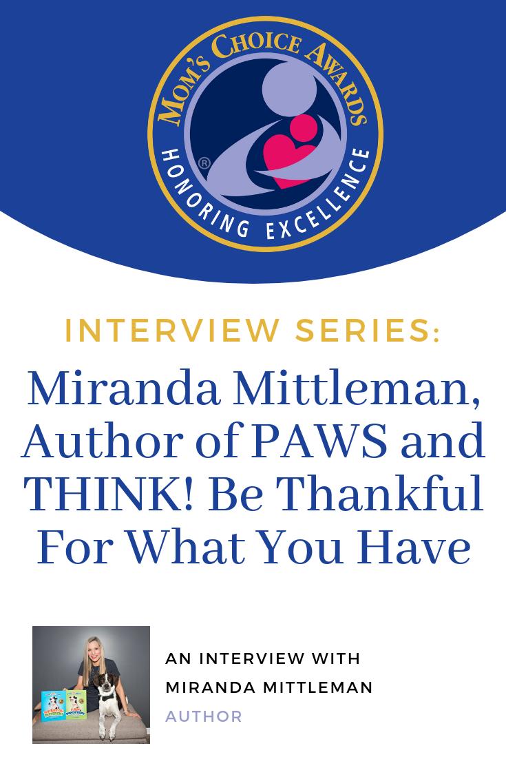 Interview With Miranda Mittleman