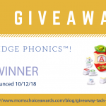 GIVEAWAY: Tad's Fridge Phonics™