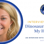 Interview With Jayne Rose-Vallee, Author of Dinosaurs Living in My Hair! 2