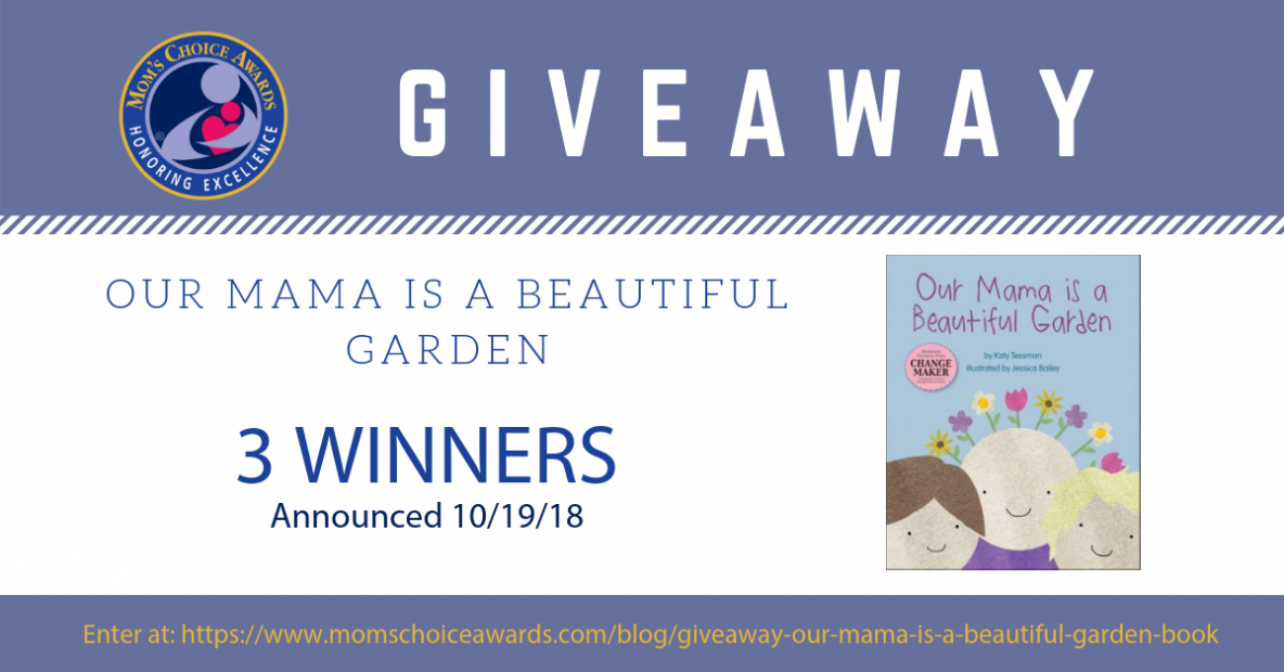 Our Mama is a Beautiful Garden Book