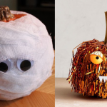 6 of Our Favorite No-Carve Pumpkin Ideas for a Crafty Halloween Season