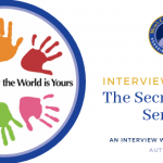 Interview with Nancy Gee, Author of the Secret Book Series