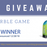 GIVEAWAY: Blurble Game