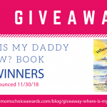 GIVEAWAY: Where Is My Daddy NOW? Book