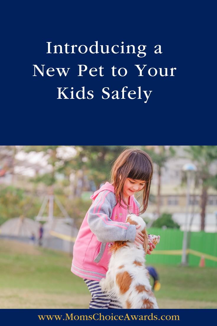 Kids first pet