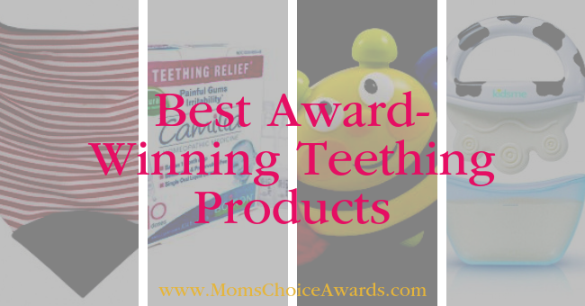 Best Award-Winning Teething Products