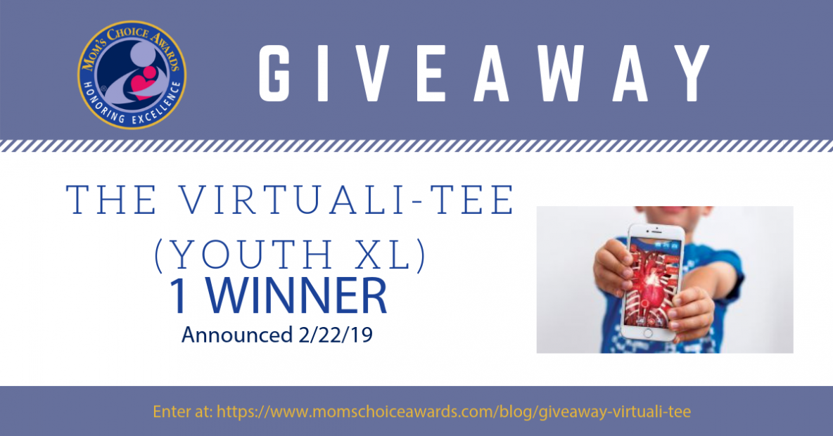 GIVEAWAY The Virtuali-Tee