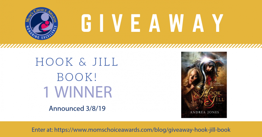 Giveaway Hook and Jill Book Pinterest