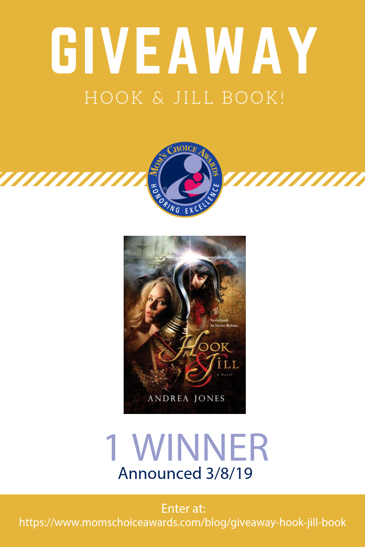 Giveaway Hook And Jill Book Pinterest Mom S Choice Awards