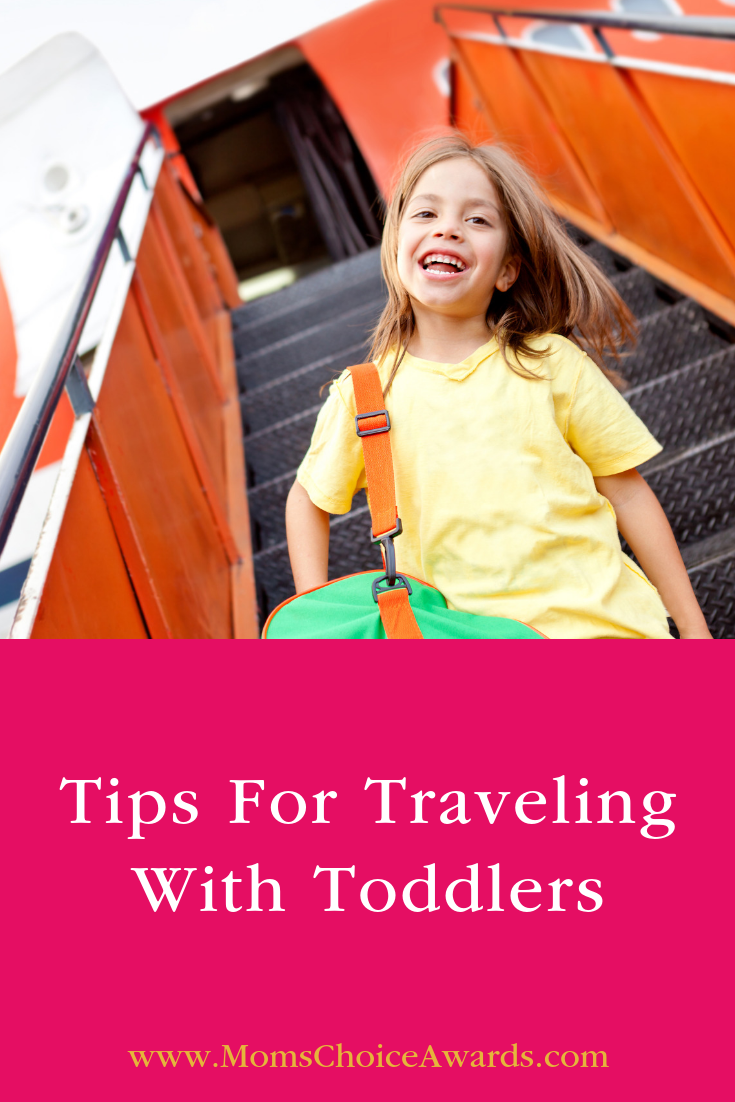 traveling toddlers