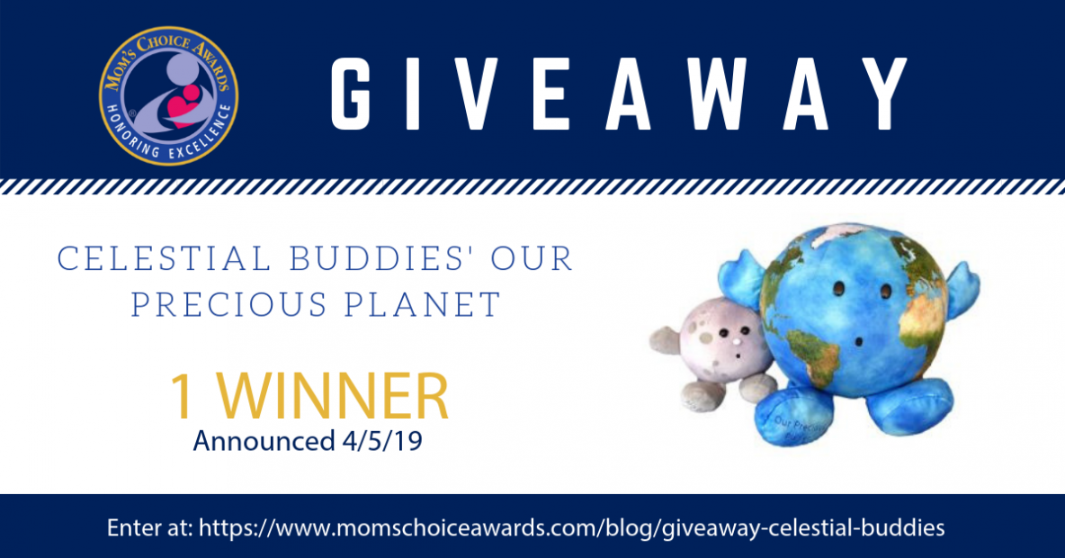 Giveaway CELESTIAL BUDDIES' OUR PRECIOUS PLANET
