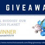 GIVEAWAY: Celestial Buddies' Our Precious Planet