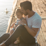 Men Who Grow Up In Healthy Families Have Stronger Relationships Later, Study Says