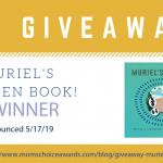GIVEAWAY: Muriel's Garden (Book)