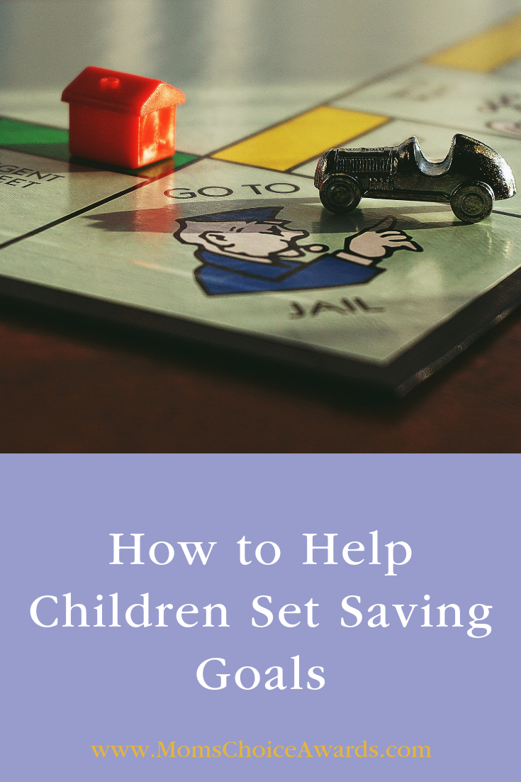 Children money saving tips