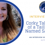 Interview With Joni Franks, Author of Corky Tales, Tale of A Tailless Dog Named Sagebrush