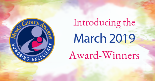 March 2019 Award-winning family products
