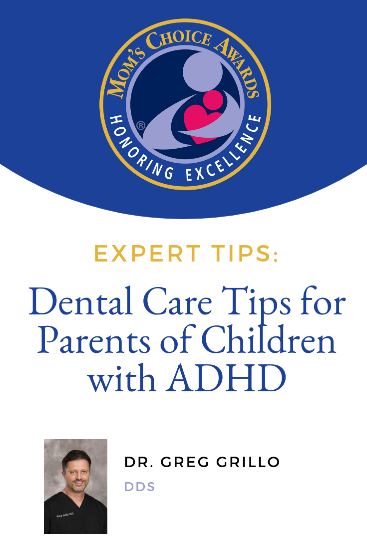 dental tips kids adhd