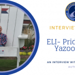 Interview with Daniel Brown, Author of ELI – Pride of the Yazoo River