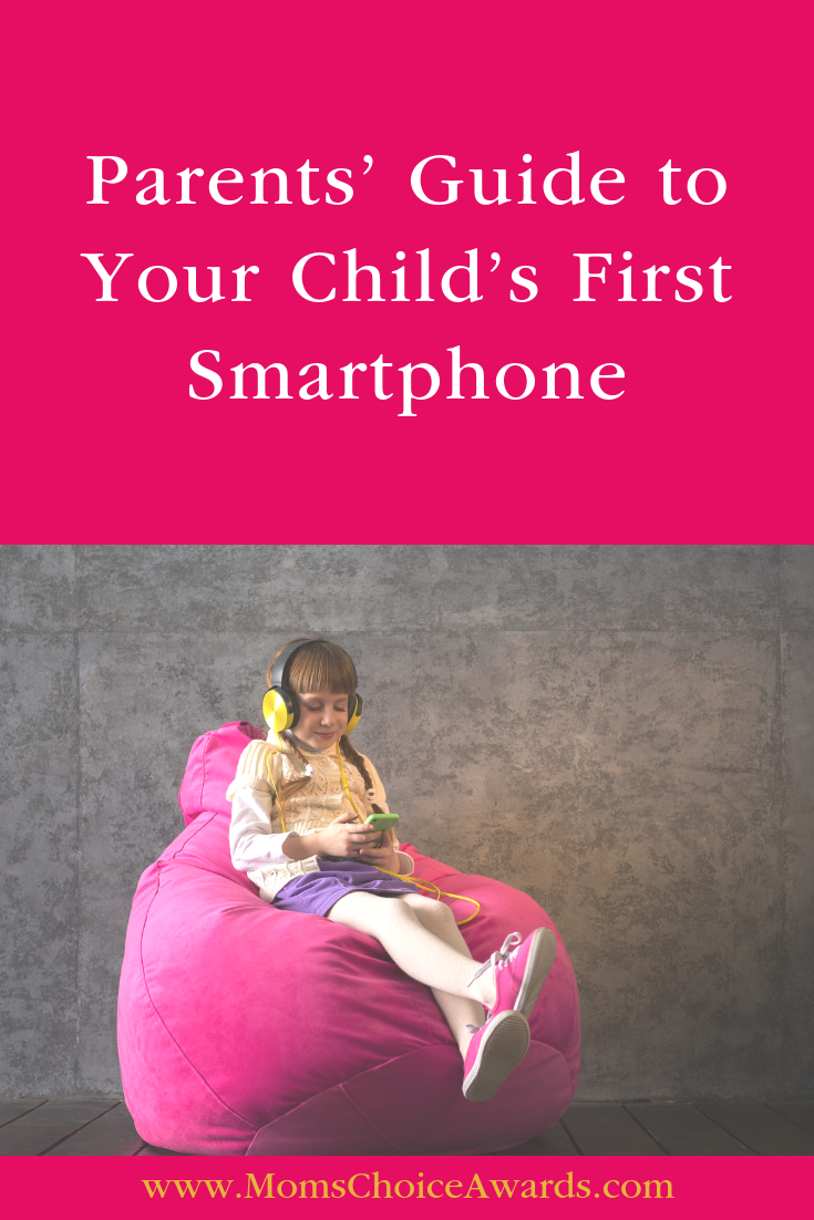 kids first smartphone