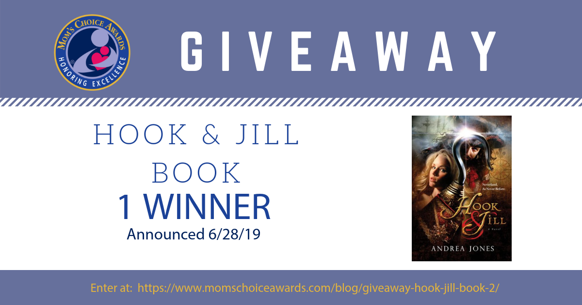 Giveaway Hook Amp Jill Book Mom S Choice Awards