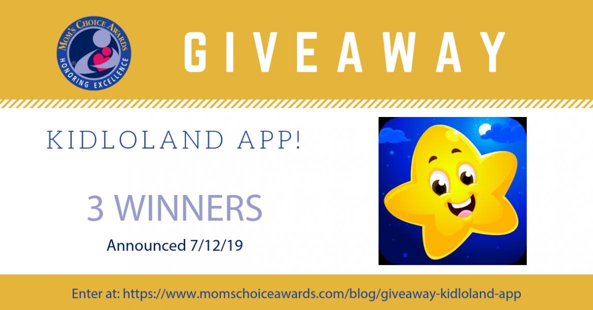 GIVEAWAY KidloLand App