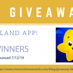 GIVEAWAY: KidloLand App (FREE 3-month subscription)