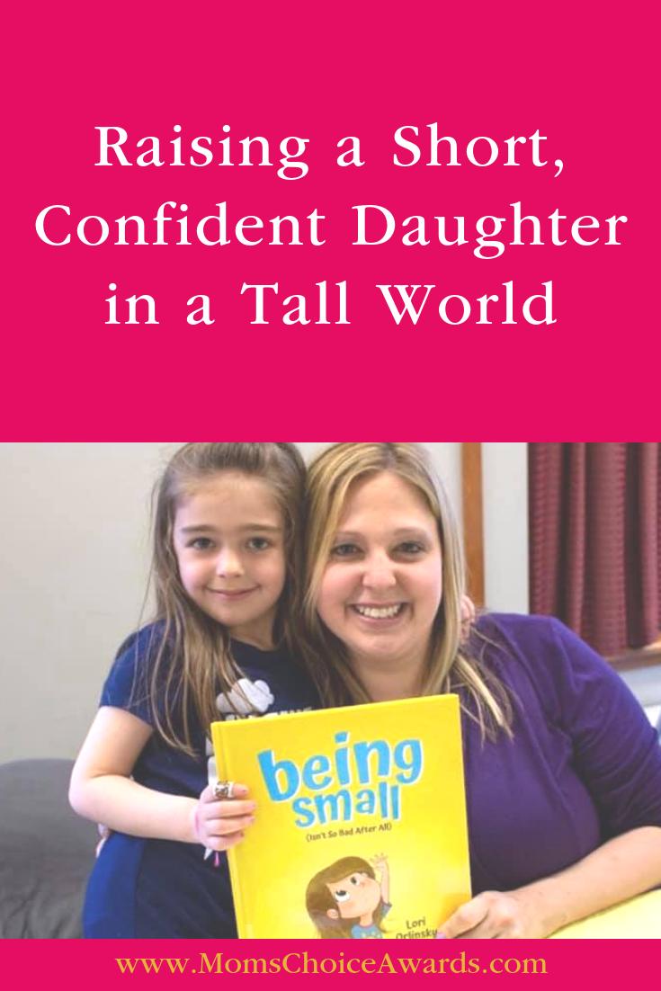 short confident child