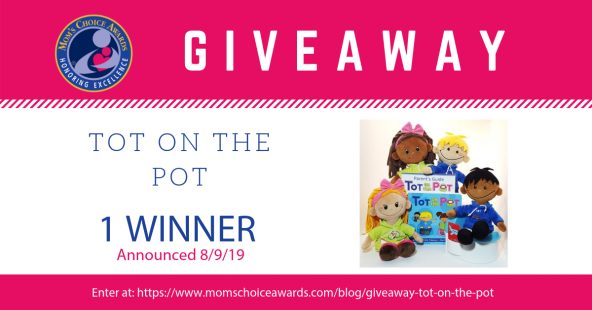 GIVEAWAY Tot on the Pot